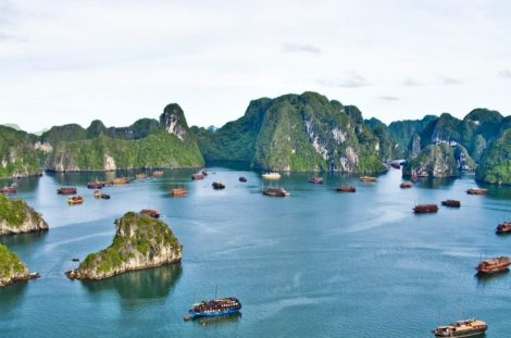 Trek Cat Ba National Park & Kayak Lan Ha bay 4 days