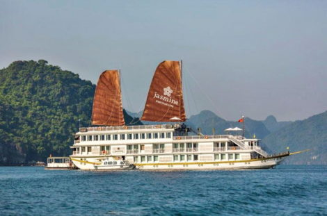 Jasmine Cruise Halong Bay 2 – 3 days