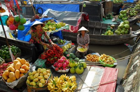 Cai Be Floating Market – Authentic Homestay  (2 Days – 1 Night)