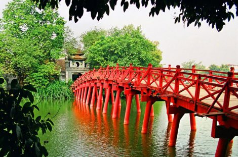 Special package to Hanoi – 5 days
