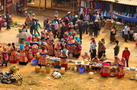 Northern Vietnam Adventure Tour – 10 days ( Program B )