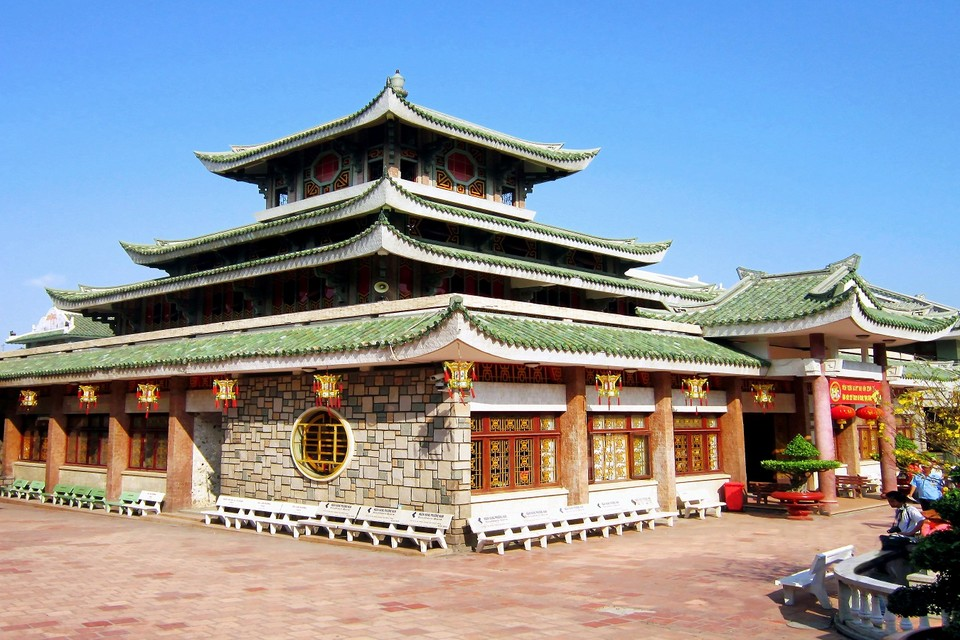 Temple of Lady Xu