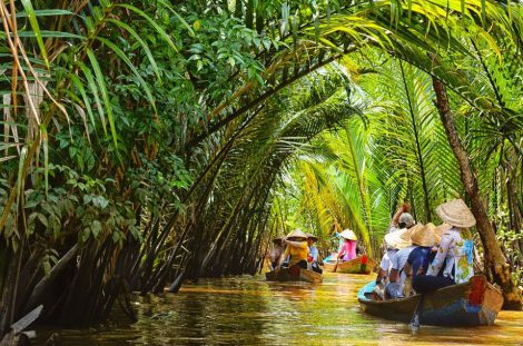 My Tho – Ben Tre – The Upper Mekong River (full day trip)