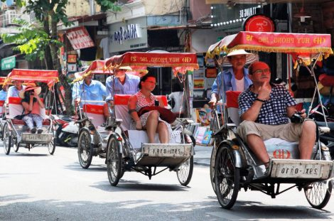Full Day Cyclo Ha Noi City Tour (Daily departure)