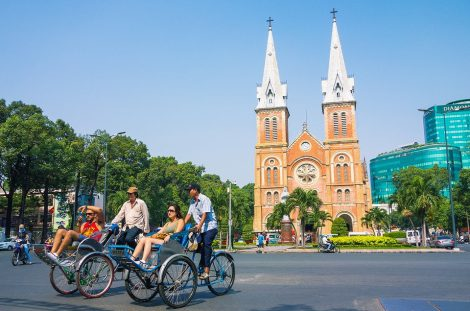 Ho Chi Minh city tours (full day)