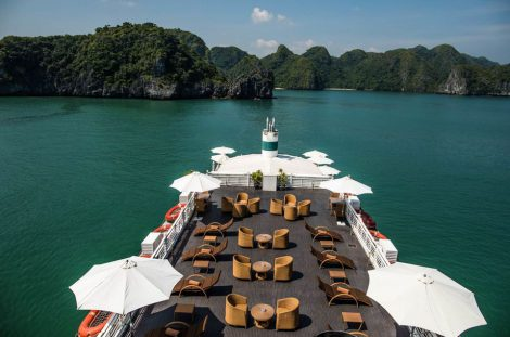 Au Co Cruise Halong Bay 3 days