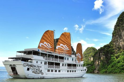 Paradise Cruise Halong Bay 2 – 3 days