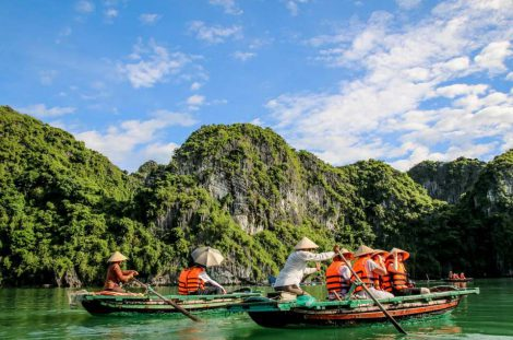 Huong Hai Sealife Cruise 2 – 3 days