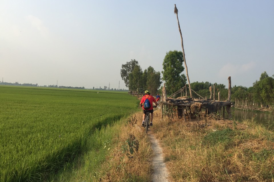 Mekong Delta Bike Tour