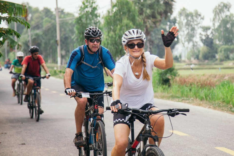 Mekong Delta Bike Tours