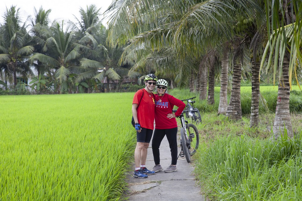 Mekong Bike Tours