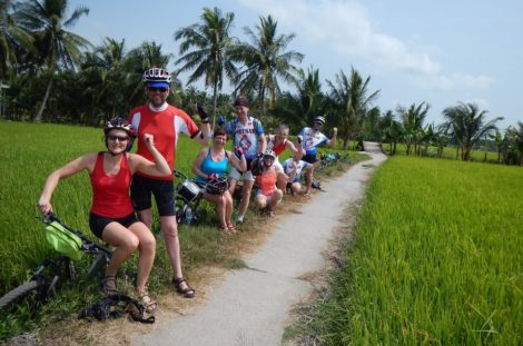The Authentic Mekong By Bicycle – 2 days